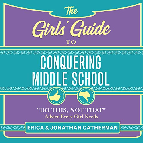 The Girls' Guide to Conquering Middle School cover art