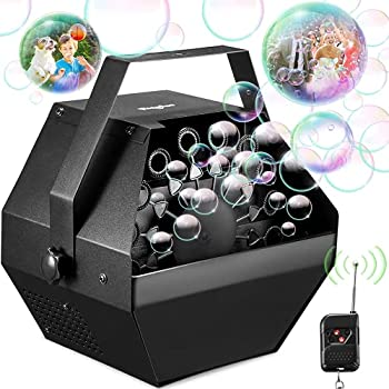 Theefun Professional Automatic Bubble Machine