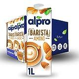 Alpro Mandeldrink for Professionals, 8er Pack, 8 x 1 L
