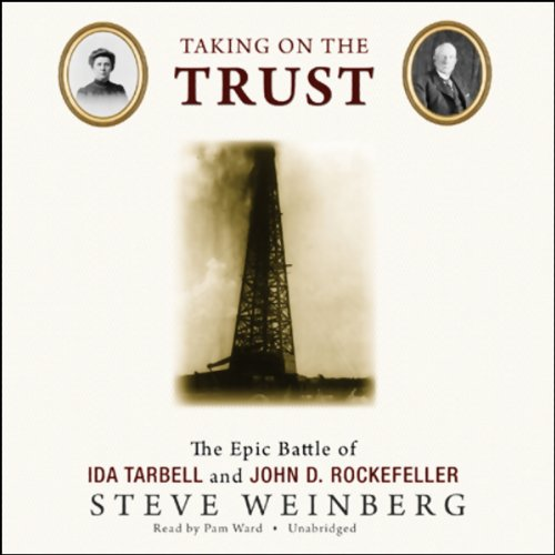 Taking on the Trust audiobook cover art