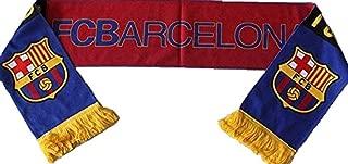 FC BARCELONA BADGE LOGO FOOTBALL SOCCER SCARF