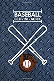 "Baseball scoring Book: Professional Baseball Scoring Sheet, Score Sheet Notebook for Outdoor Games, Gifts for Game Records, Game lovers, Friends and ... 6"" x 9"" with 110 Pages. (Baseball Scorebook)"