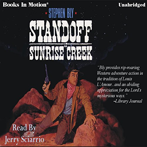 Standoff at Sunrise Creek audiobook cover art