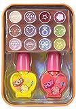 Markwins Pop Girl Color Tin X 12 Mini Lata De Maquillaje Set para Niñas Completo Juguetes Selección X12-Mini Productos Seguros Moderna y Fashion, Llama (1539003E)
