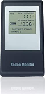 Air Steward - Portable Radon Monitor with Rechargeable Battery - Know What's in The Air That Surrounds You