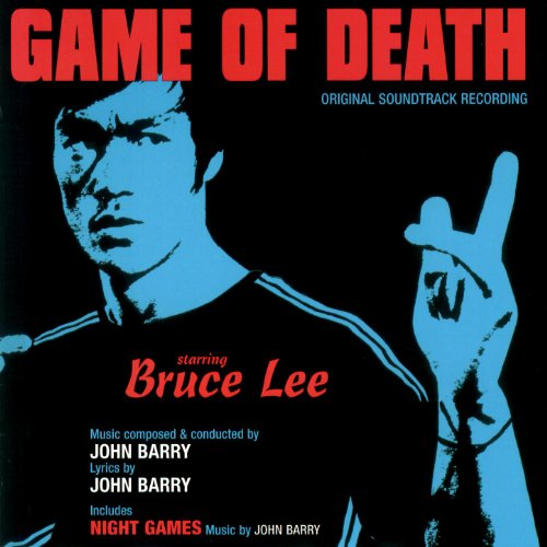 Game Of Death - Three Motorcycles / Stick Fight With Santo