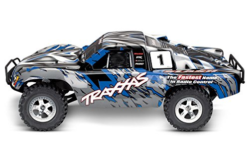 RC Auto kaufen Short Course Truck Bild 3: Traxxas Slash 1:10 RC Modellauto Elektro Short Course Heckantrieb (2WD) RtR 2,4 GHz*