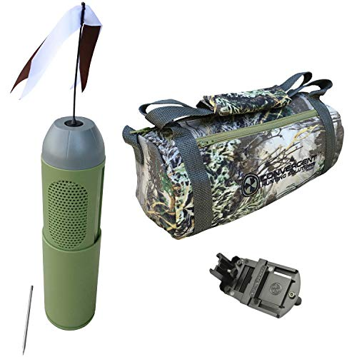 Convergent Bullet HP Bluetooth Complete Calling System with Kit Mobile-Controlled Electronic Predator Calls for Hunters