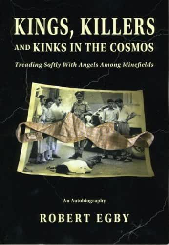Kings, Killers and Kinks in the Cosmos (English Edition)