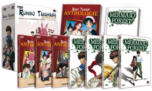 Rumiko Takahashi Coffret: Mermaids Forest / Rumiko Takahashi Anthologie - Coffret 7 DVD