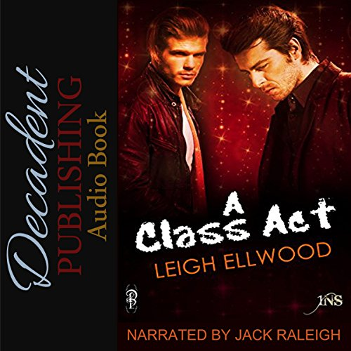 A Class Act audiobook cover art