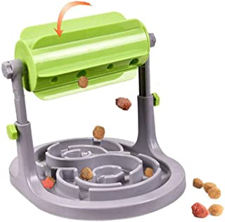 Dog Puzzle Feeder Toy Puppy Treat Dispenser Puzzle Slow Feeder Dog Toy for Dogs