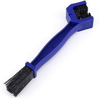 Ketten Reinigungsbürste, Fydun kettenbürste Sauberen Bürste zur Reinigung Motorrad Fahrrad kettenreiniger Reinigungsbürste Cycle Brake Dirt Remover Tool (Blau)