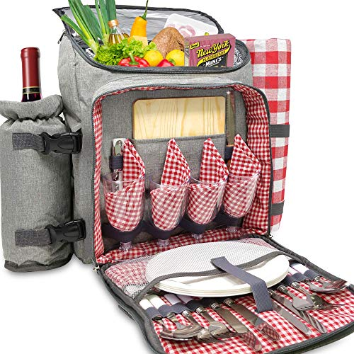 Nature Gear XL Picnic Backpack
