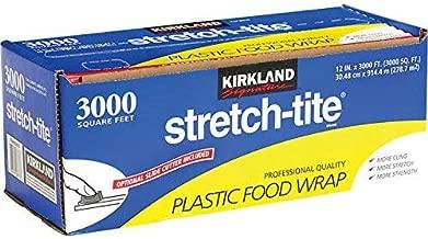 Kirkland Signature Stretch-Tite 12