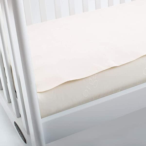 Naturepedic Waterproof Flat Crib Pad 28 X 52