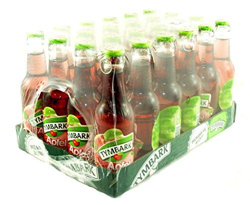 Tymbark Apfel Wassermelone, Erfrischungsgetränk 24 Flaschen je 250ml