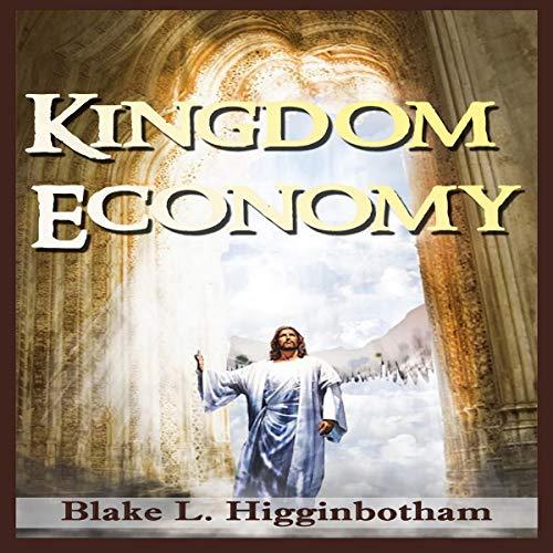 Kingdom Economy audiobook cover art