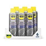WD-40 - Lubricante de Cadenas Bike All Conditions 250 ml (Caja de 6 uds)