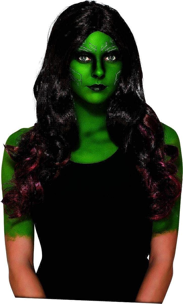 Secret Large-scale sale Wishes Women's Philadelphia Mall Guardians of Costume the Gamora Galaxy