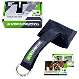 EverStretch Door Anchor for Resistance Bands and Suspension Trainers - Heavy Duty Cushioned Resistance Band Door Anchor - Does Not Move - Does not Damage Doors - Perfect for home workouts.