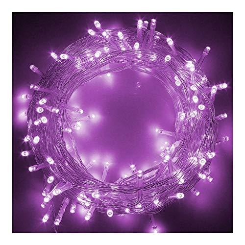 YUO Cadena Luces, Luces de Navidad, Luces Resistente al Agua for Interior/Exterior...
