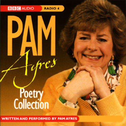 Pam Ayres Poetry Collection audiobook cover art