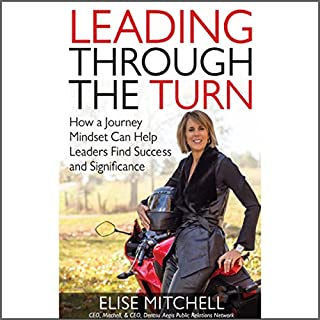 Leading Through the Turn cover art