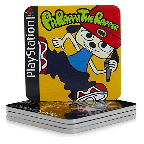 Paladone Dessous de Verre de Jeux Playstation