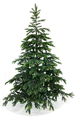 Gartenpirat 180cm cm BonTree Fichte Weihnachtsbaum künstlicher Tannenbaum aus Spritzguss/PVC-Mix