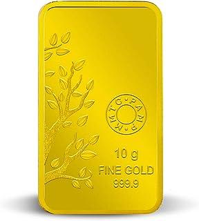 MMTC-PAMP Banyan Tree 24k (999.9) 10 gm Gold Bar
