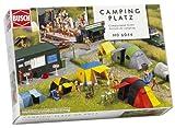 Busch Campingplatz-Set H0 6044 -