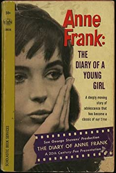 Perfect Paperback Anne Frank: The Diary of a Young Girl (Millie Perkins photo cover) (#50039) Book