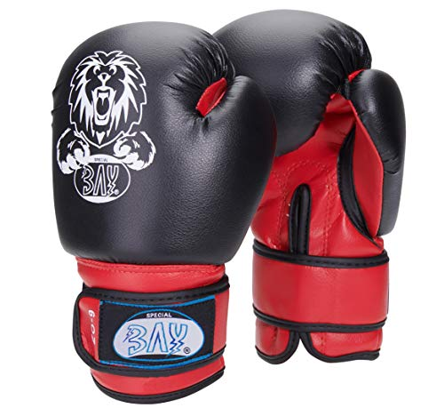 BAY Leon Kinder Boxhandschuhe 8 Unzen