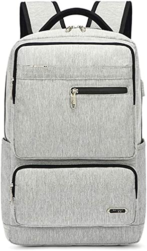 WYJW Sac à Dos USB pour Homme d'affaires décontracté pour Homme Sac à Dos Multifonctionnel Sac de Grande capacité Sac de Voyage pour Sac de Montagne (Couleur  n ° 2)