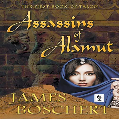 Assassins of Alamut cover art