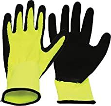 Boss Gloves 8412X Extra Large Neon Work Gloves