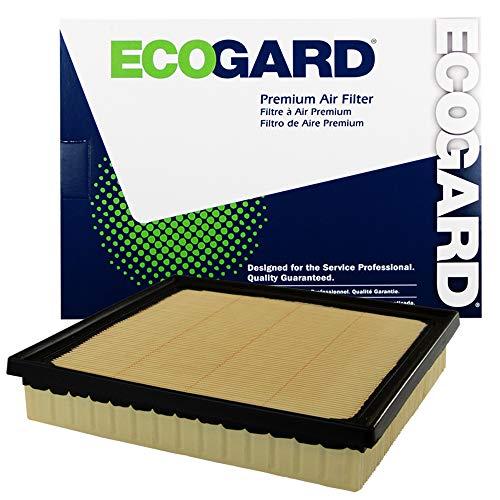 ECOGARD XA11539 Premium Engine Air Filter Fits Lexus ES350 3.5L 2019 | Toyota Camry 2.5L 2018-2019, Camry 3.5L 2018-2019, Avalon 3.5L 2019, RAV4 2.5L 2019