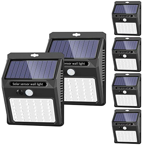 best Solar Powered Wall Lights