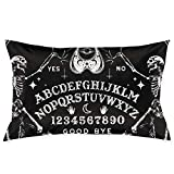 Tidyki Vintage Magic Ouija Board Family Fundas de Almohada Funda...