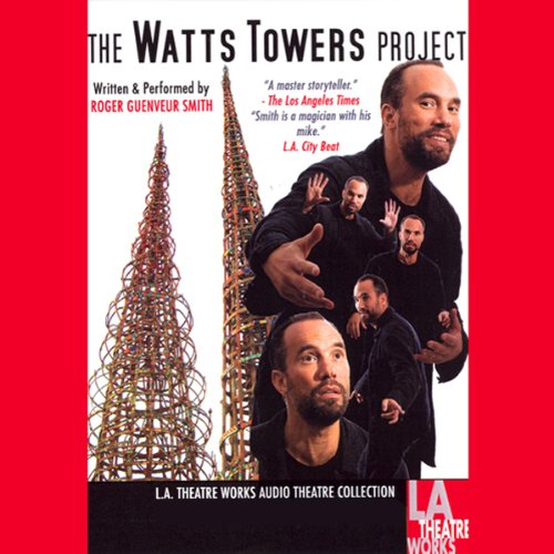 The Watts Tower Project copertina
