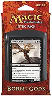 Magic the Gathering Born of the Gods Intro Pack