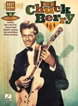 Best of Chuck Berry: Easy Guitar with Notes & Tab (Easy Guitar Play-along)