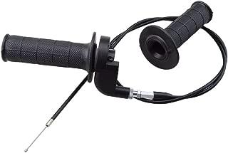 GOOFIT Manguitos de la caja del cable del acelerador Twist Mimi Bike para Mini Doodlebug MOTOVOX MBX10 MBX11 y WARRIOR MB165 MB200 5.5HP 6.5HP196cc