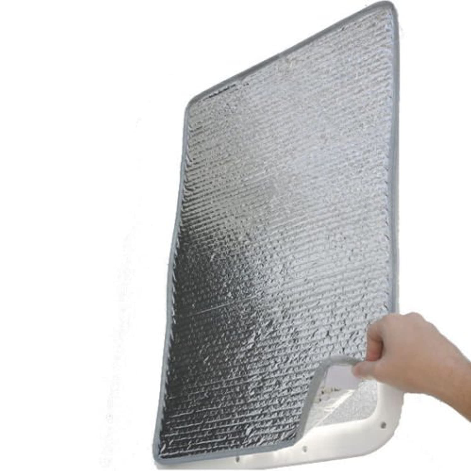 SunShield Reflective Door Window Cover Protect RV Trailer Camping Travel