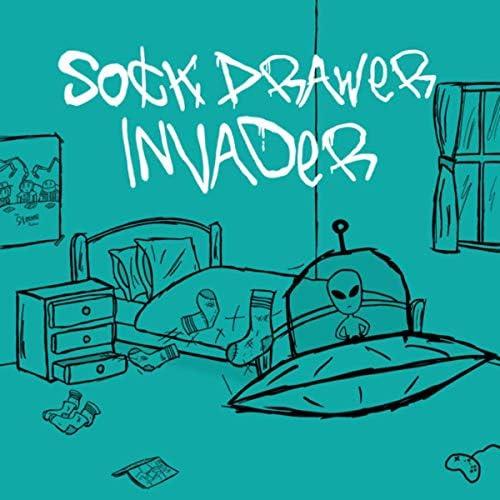 Sock Drawer Invader