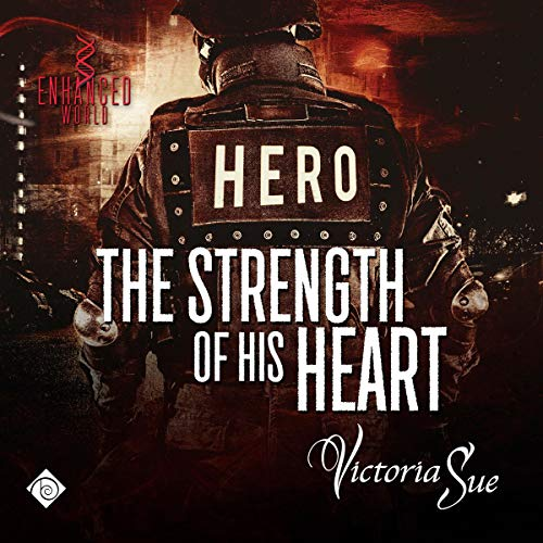 The Strength of His Heart audiobook cover art