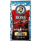 ボス(BOSS) 地中海ブレンド 缶 185mlx30本