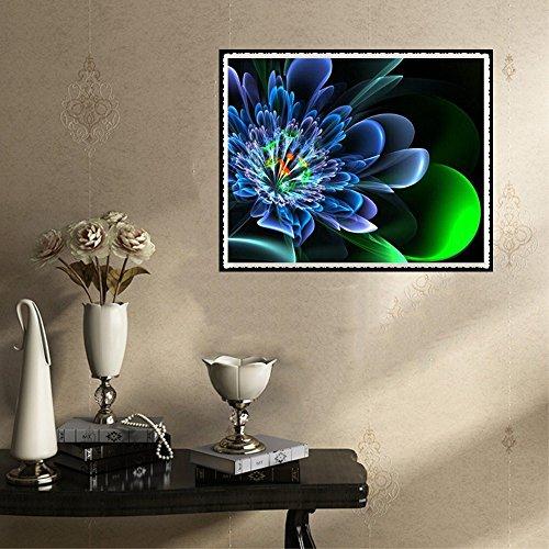 Moderne sans Cadre Color/é Chevaux Impression sur Toile D/écoration Murale Art Peinture pu ran- comme sur limage 30cm x 40cm