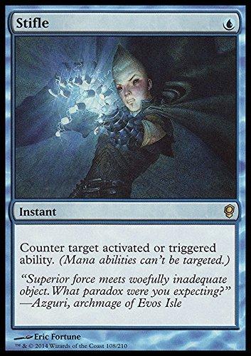 Magic The Gathering - Stifle (108/210) - Conspiracy
